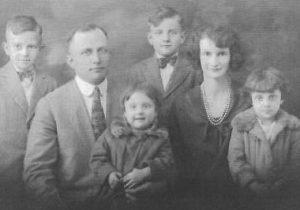 Original Theodore Family